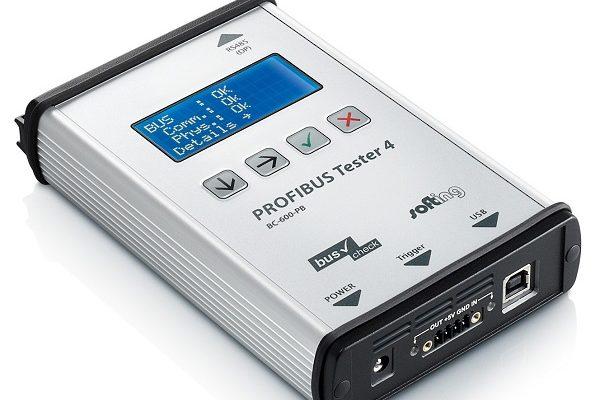 Тестер PROFIBUS BC-600 | Delta Logic