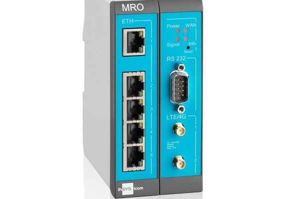 VPN маршрутизатор MRO200-LTE   Delta Logic