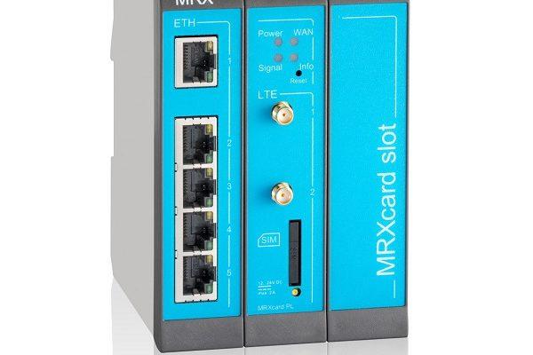 VPN маршрутизатор MRX3-LAN | Delta Logic