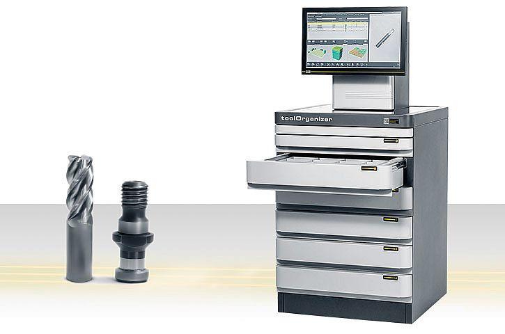 Инструментальный шкаф от ZOLLER — IIoT технология